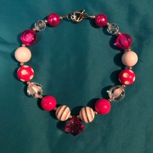 Chunky bubble necklace